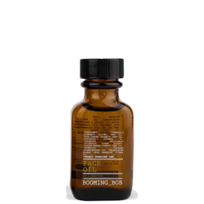 Face Oil - Dry & Sensitive Vegan/EKO, 30 ml