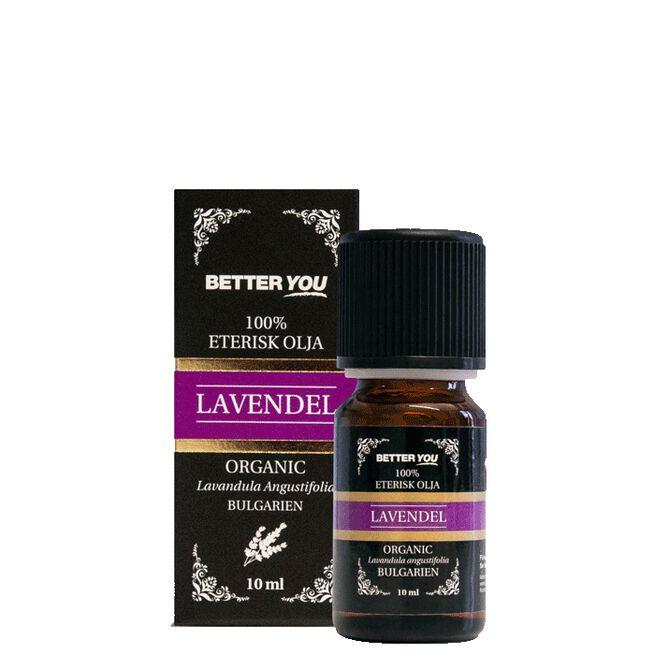 Lavendelolja EKO Eterisk, 10 ml Better You