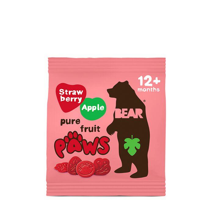Dino Paws Strawberry & Apple Bear