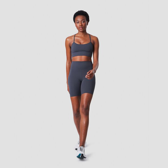 ICANIWILL Nimble Biker Shorts, Anthracite