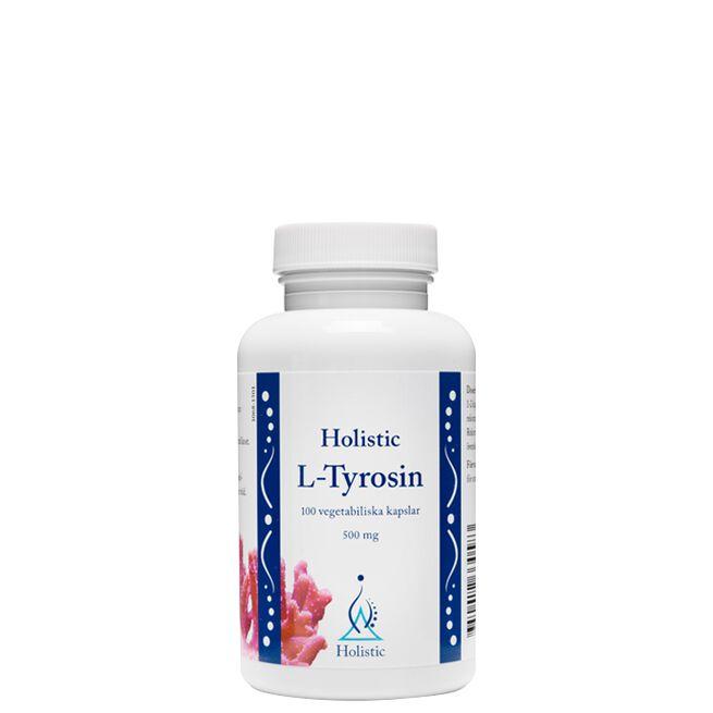 L-Tyrosin, 100 kapslar