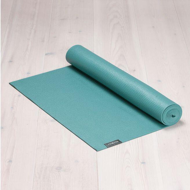 All-round Yoga mat Moss Green, 4 mm Yogiraj