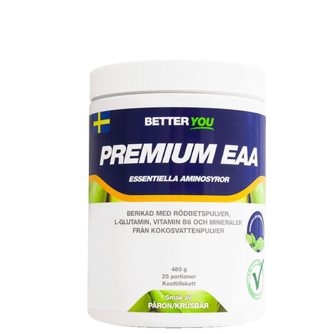 Premium EAA, 480 g, Päron/Krusbär Better You