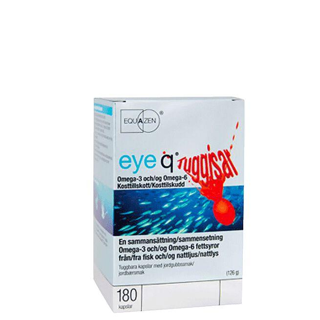 Eye Q Chews Tuggisar