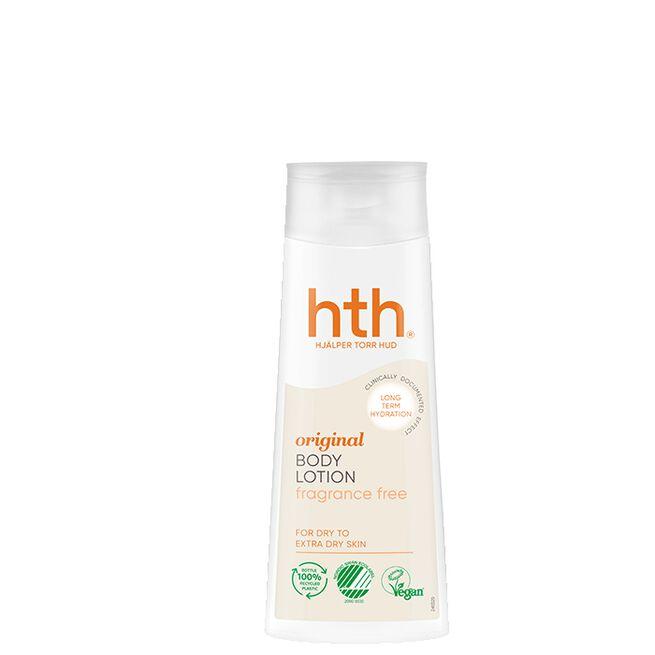 HTH Original Lotion Oparfymerad, 200 ml