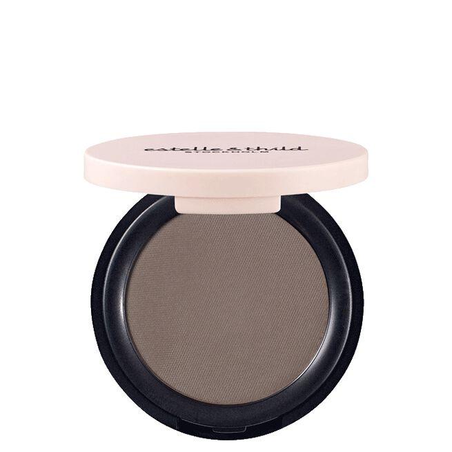 BioMineral Silky Eyeshadow Cold Brown, 3 g Estelle & Thild