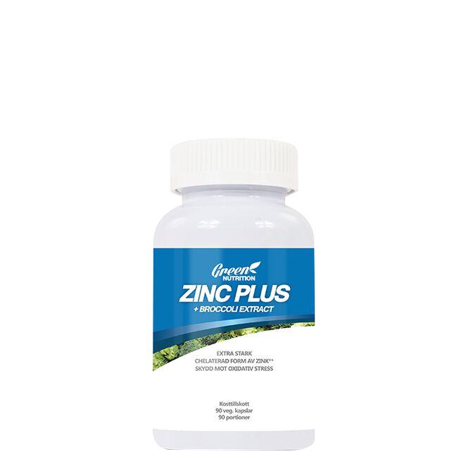 Zinc Plus, 90 caps