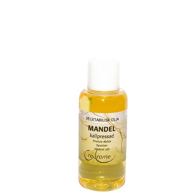 Vegetabilisk olja Mandel kallpressad, 100 ml