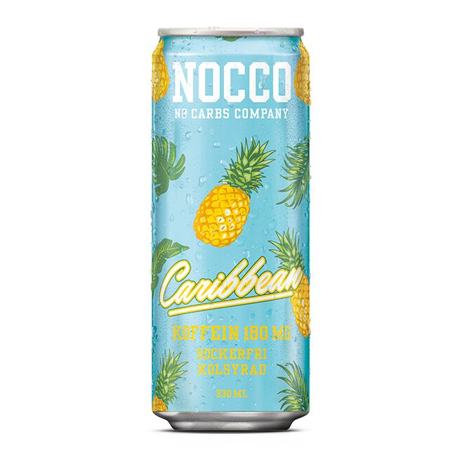 NOCCO BCAA, 330 ml, Caribbean