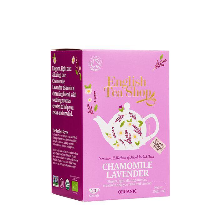Chamomile Lavender, 20 tepåsar