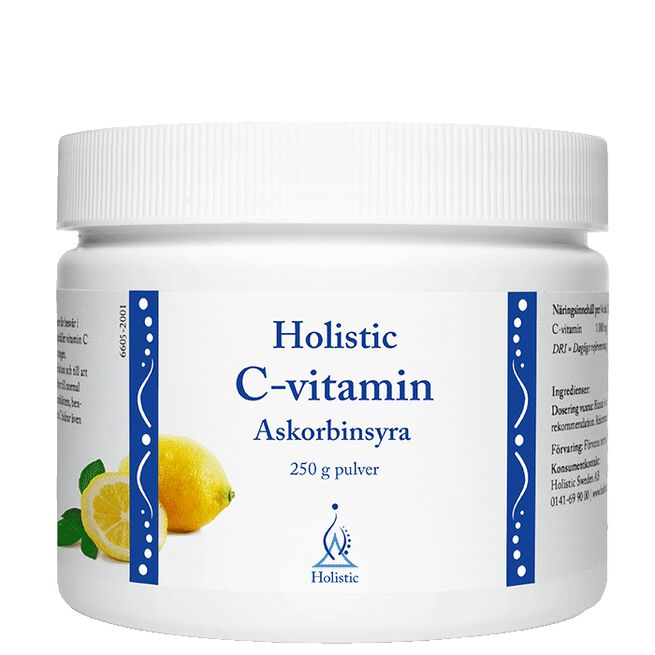 C-vitamin Askorbinsyra, 250 g