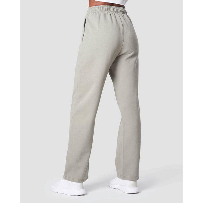 Essential Straight Sweatpant, Greige, L