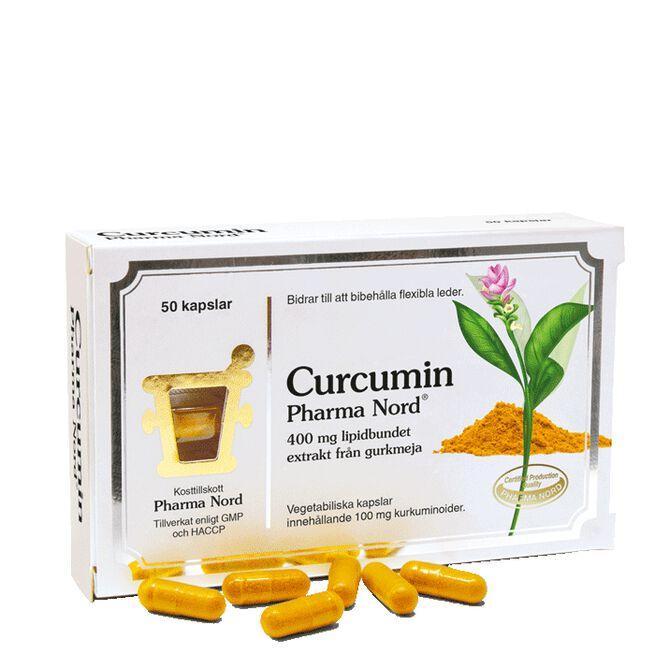 Curcumin 50 kapslar Pharma Nord