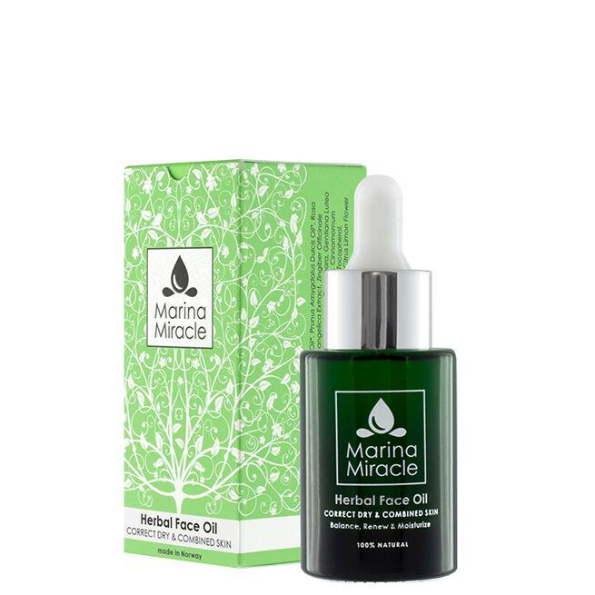 Herbal Face Oil, 30 ml