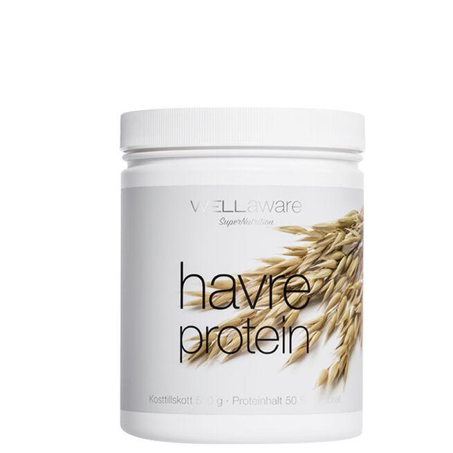 WellAware Svenskt Havreprotein, 500 g