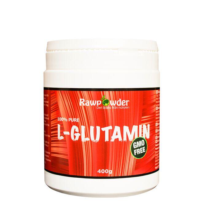 L-glutamin 400g Rawpowder