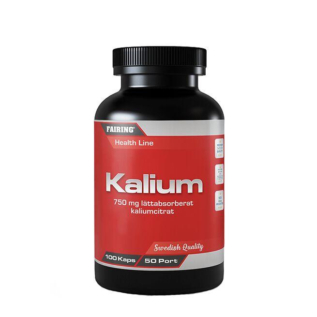 Kalium, 100 caps