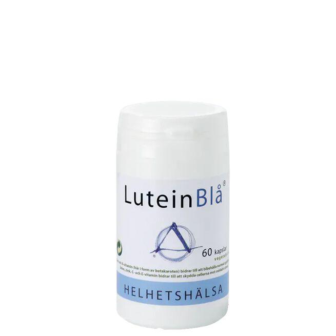 LuteinBlå, 60 kapslar