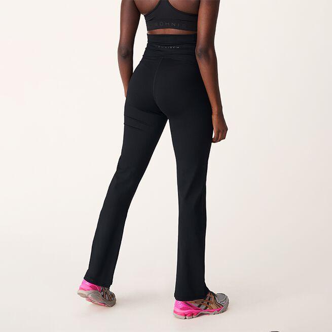 Maternity Lasting Pants, Black, L