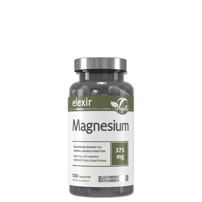 Magnesium 375 mg Elexir Pharma