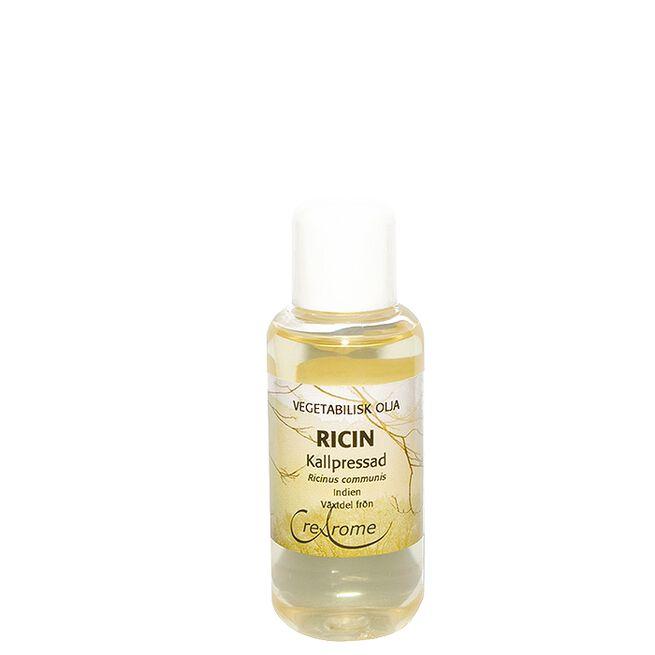 Vegetabilisk Olja Ricin kallpressad, 100 ml