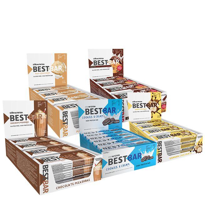 Star nutrition best bar protein bar