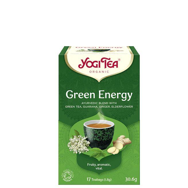 Green Energy, 17 tepåsar