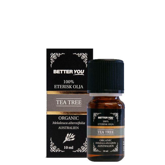 Tea Tree Olja EKO Eterisk, 10 ml Better You