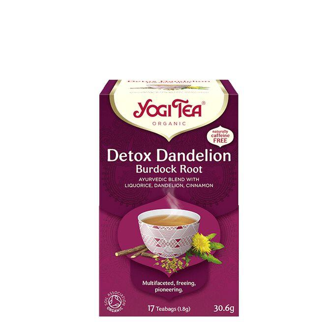 Detox Dandelion, 17 tepåsar