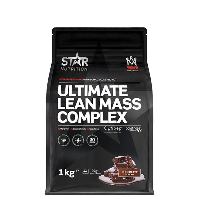 Star nutrition Ultimate lean mass complex Chocolate Choklad