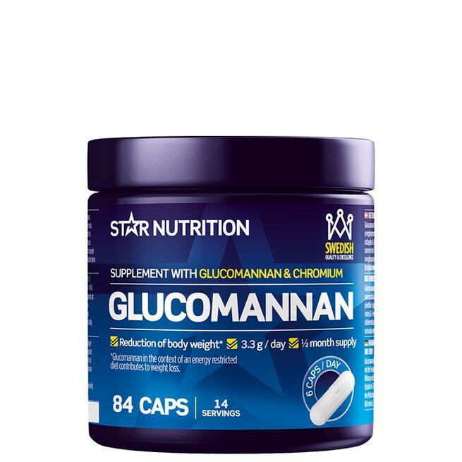 Star Nutrition Glucomannan