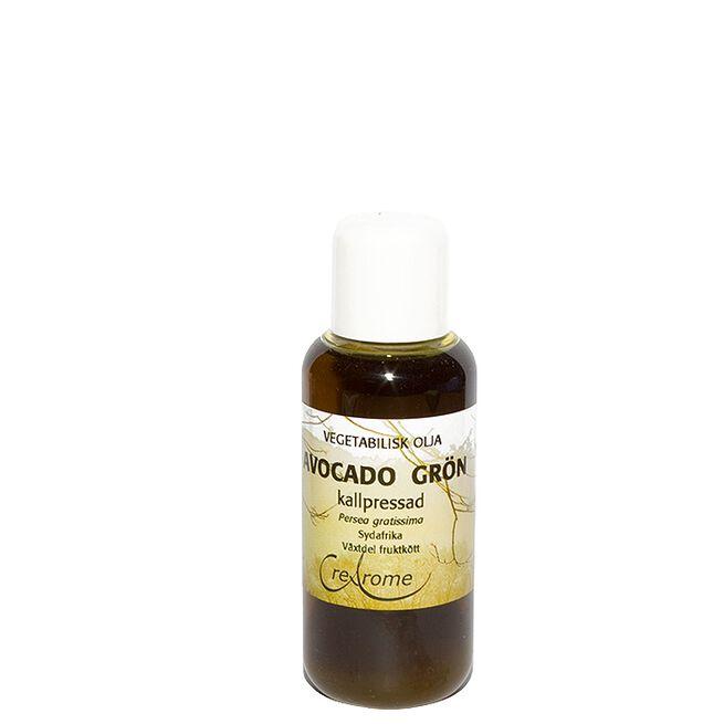 Vegetabilisk olja Avocado grön, 100 ml
