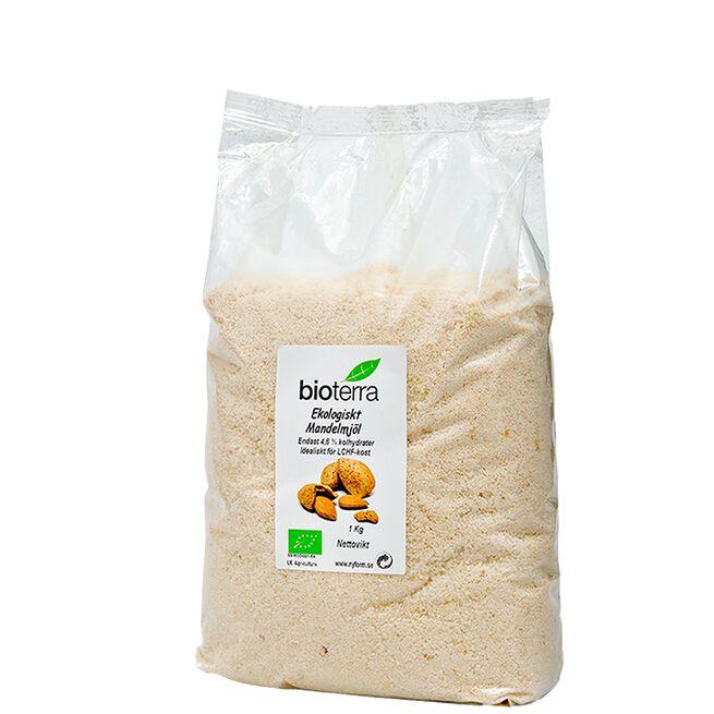 Ekologiskt Mandelmjöl, 1 kg