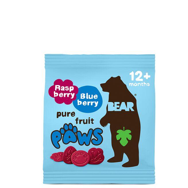 Arctic Paws Raspberry & Blueberry Bear