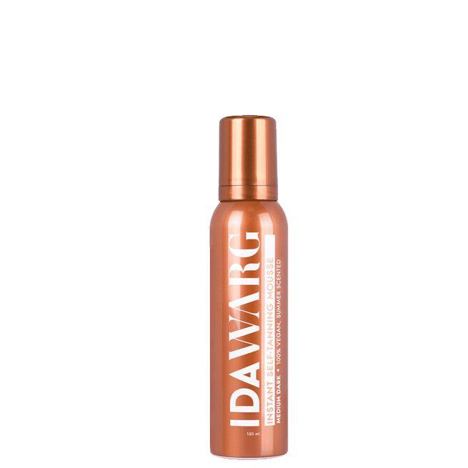 Instant Self-Tanning Mousse Medium Dark, 150 ml