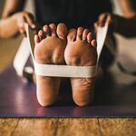 Yoga Strap Natural