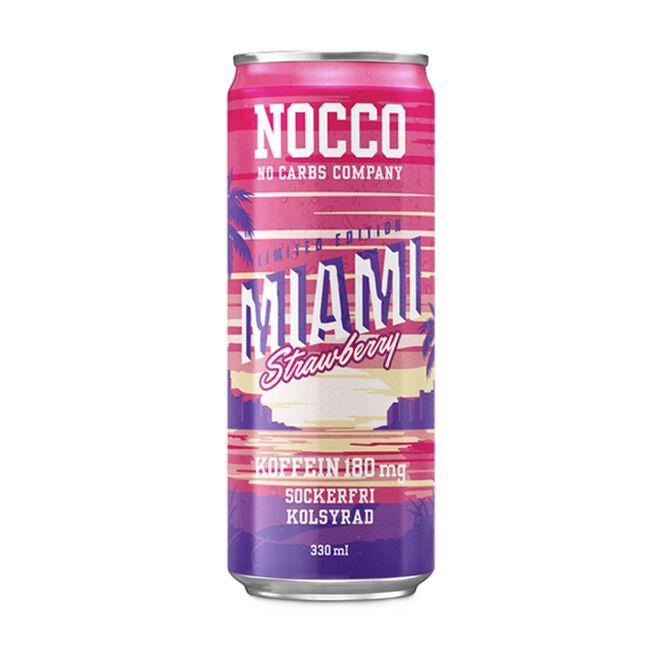 NOCCO BCAA, 330 ml, Summer edition, Miami