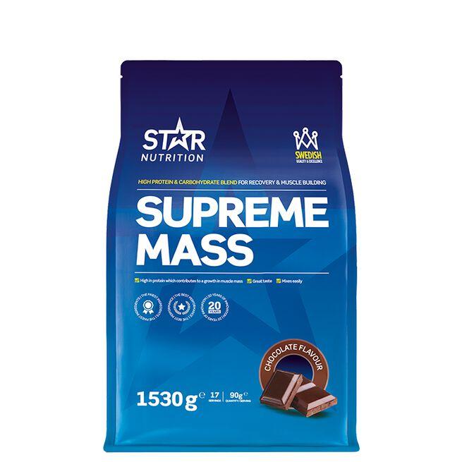 Star nutrition Supreme mass Chocolate