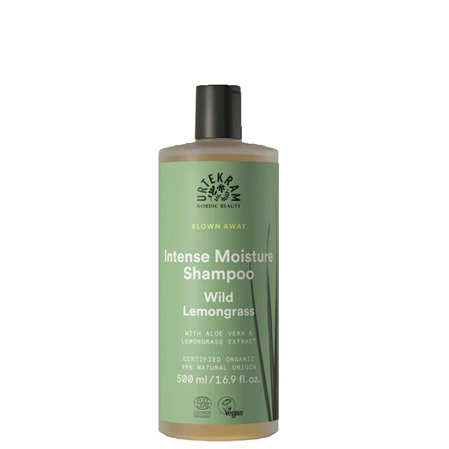 Intense Moisture Shampoo Wild Lemongrass Shampoo, 500 ml