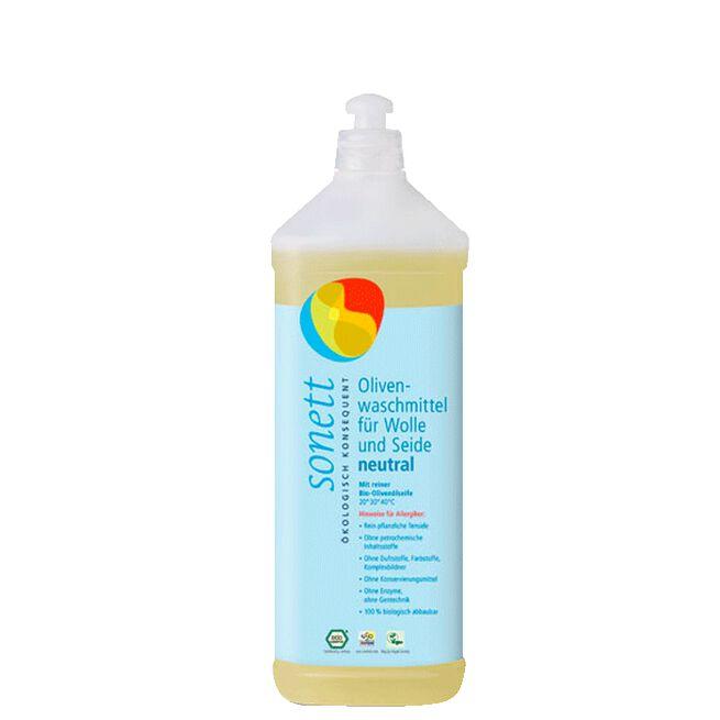 Tvättmedel för Ull & Silke Neutral Sonett