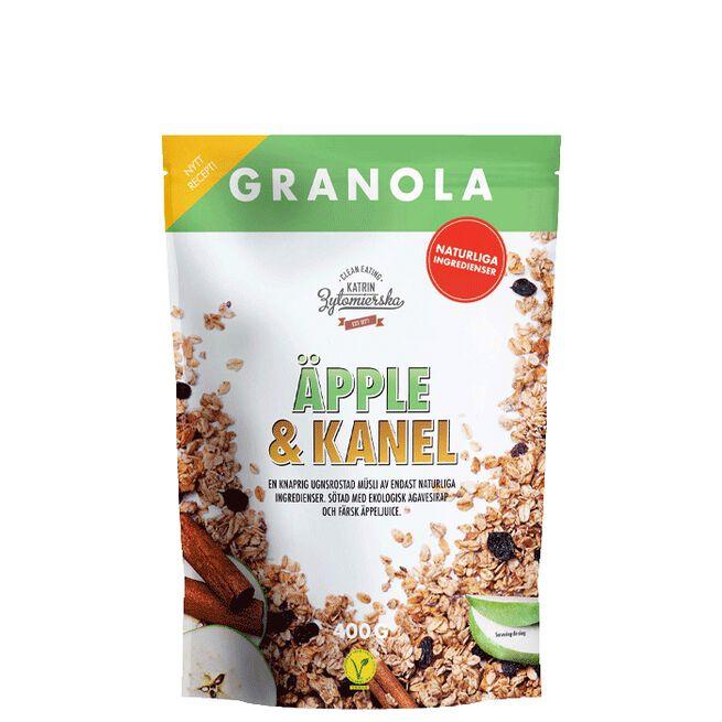 Granola Äpple & Kanel Clean Eating