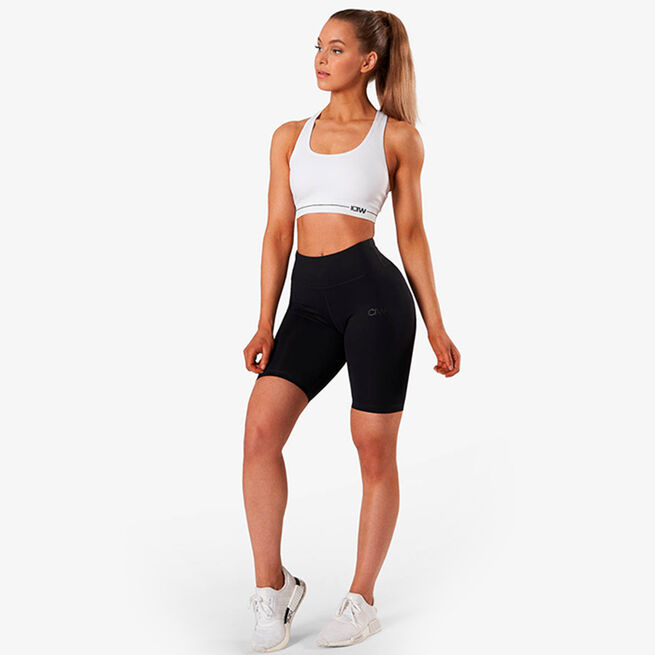 Classic Biker Shorts, Black, L
