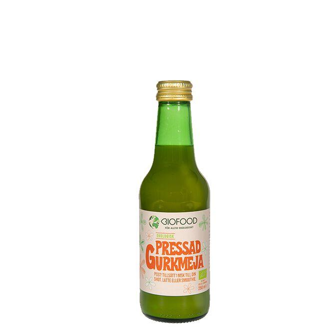 Färskpressad Gurkmeja Biofood
