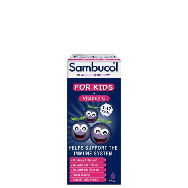 Sambucol Kids, 120 ml