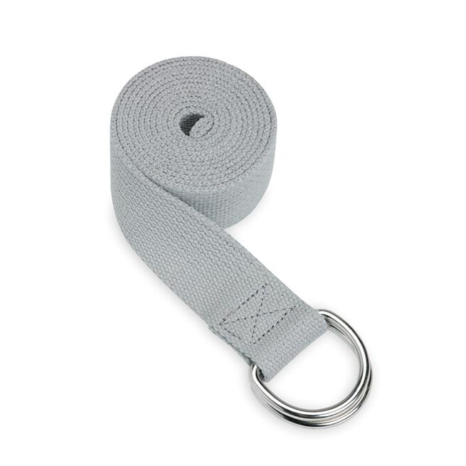Yoga Strap, Grey