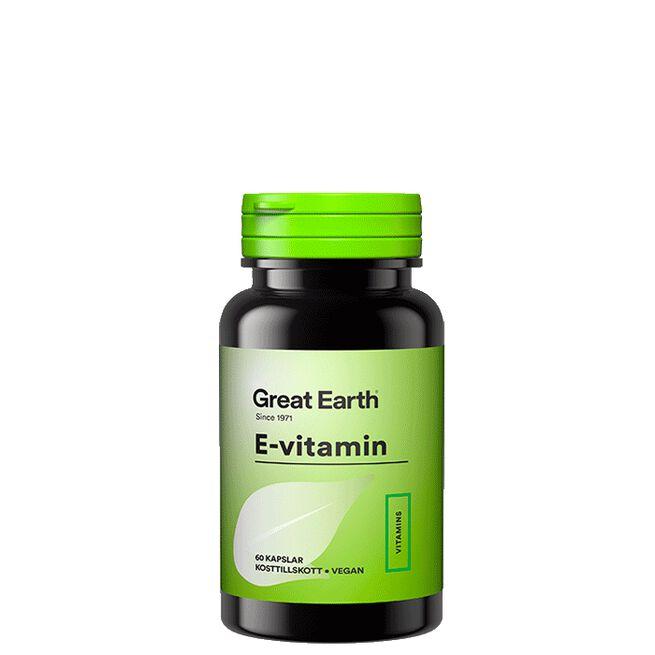 Vitamin E Great Earth