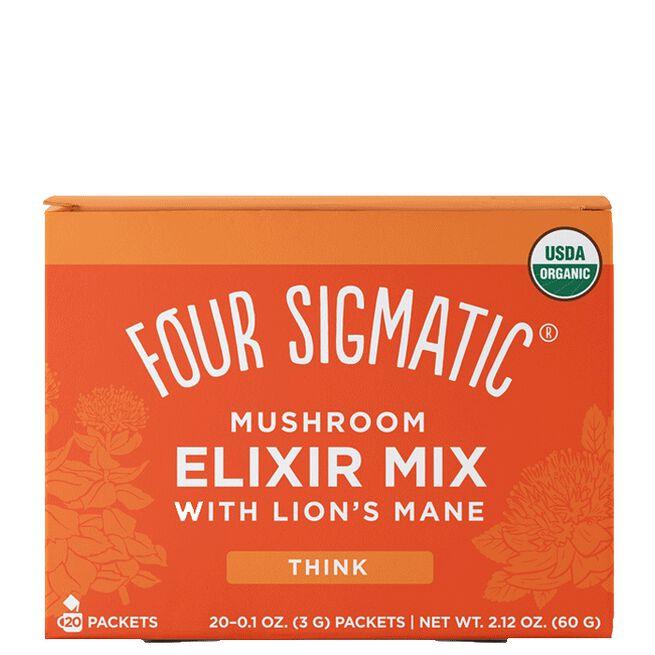 Mushroom Elixir Mix with Lion's Mane