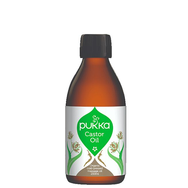 Castor Oil Pukka