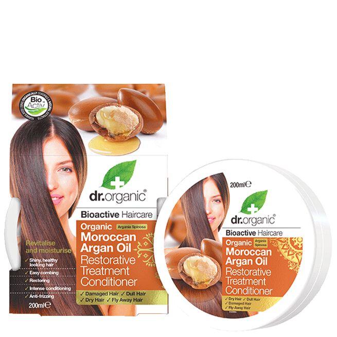 Moroccan Argan Oil Restorative Treatment, 200 ml
