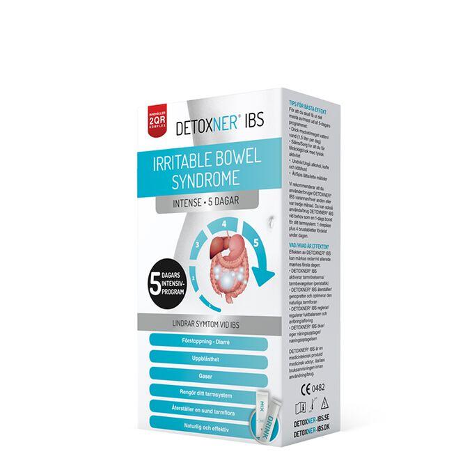 Detoxner IBS Intense, 5 dagars kur